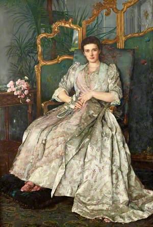 Charlotte Blanche Shaw (1864–1897)