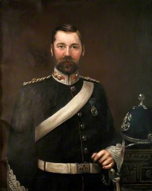 Major R. A. Peter