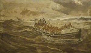 'The Bob Newbon' Lifeboat