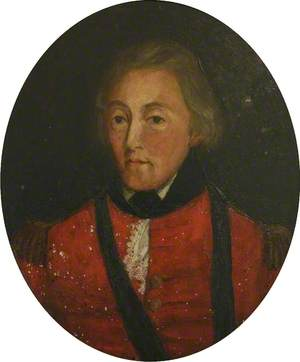 Captain Melville, Deputy Governor of Pendennis (1796–1811)