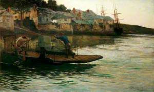 Bodinnick Ferry