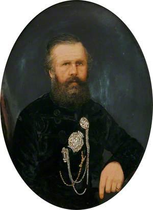 Garibaldi's Englishman (Colonel John Whitehead Peard) (1811–1880)
