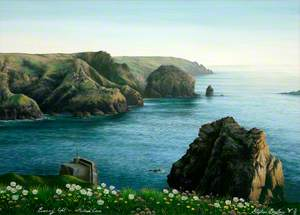 Evening Light: Mullion Cove