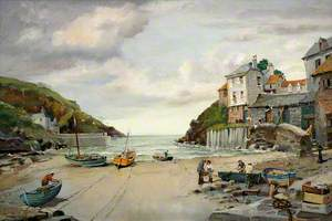 Low Tide, Port Isaac