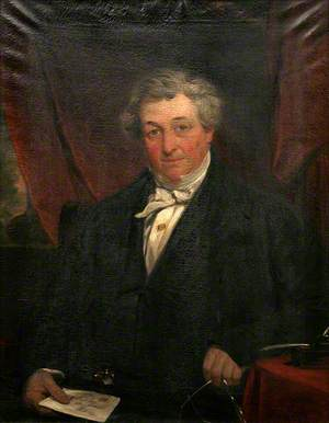 William Penberthy, Former Mayor of Helston (1848)
