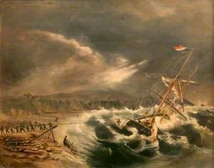 The Wreck of 'Jeune Oscar'