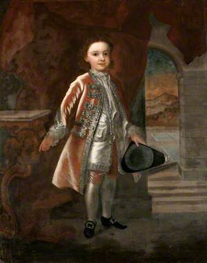 Thomas Glynn (1744–1794), as a Young Boy