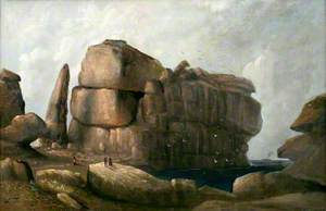 Tooth Rock, Penninis Head