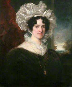 Mary Anne Smith, neé Chamberlain (1795–1863)
