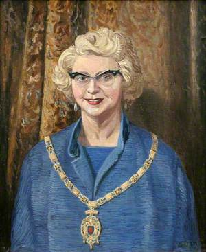 Mrs Bennett of Launceston, Mayoress