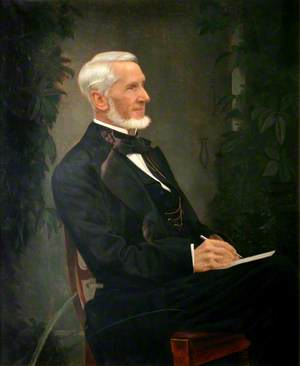 Richard Ricer Peter, Historian of Launceston, Mayor (1864–1865), Town Clerk (1874–1885)