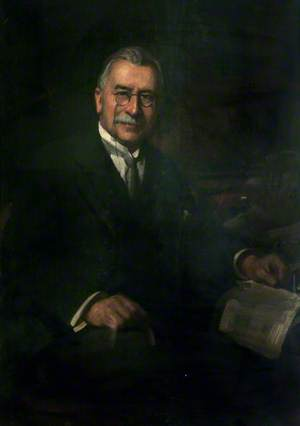Sir Alfred F. Robbins (1856–1931), Journalist, Freemason and Freeman