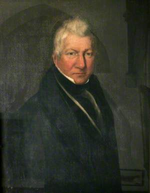 Richard Penwarden, Mayor (1844–1845)