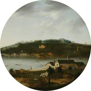 A View of Mount Edgcumbe from Cremyll