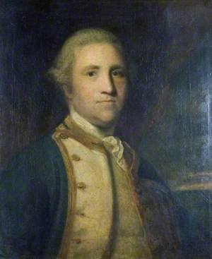 Captain Edgcumbe, RN