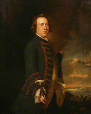 John Richard Edgcumbe, 2nd Baron Mount Edgcumbe (1716–1761)