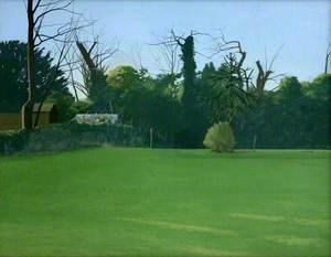 A Falmouth Garden