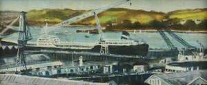 'Our Bread and Butter' (Falmouth Docks)