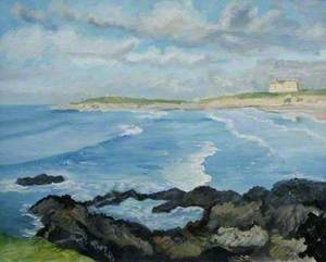 Towan Headland and Fistral Beach