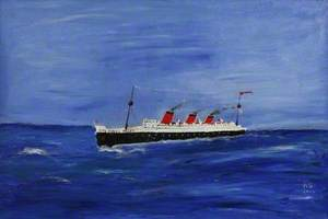 The 'Queen Mary'