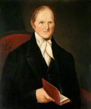 Mr James Mead (b.1807), Mayor (1851)