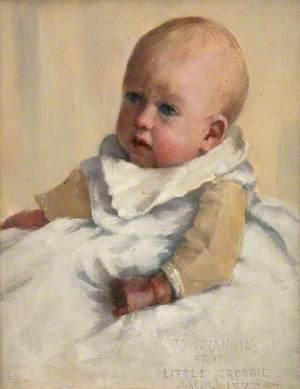 Crosbie Garstin as a Baby