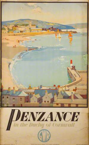 Penzance in the Duchy of Cornwall