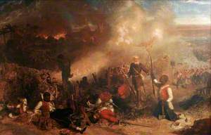 The Capture of Tubabecelong, Gambia