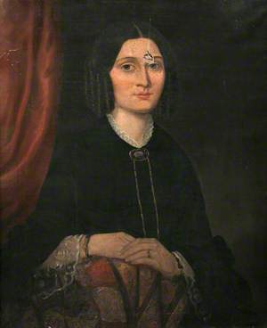 Mrs Thomas Richards, Wife of Penzance Hairdresser