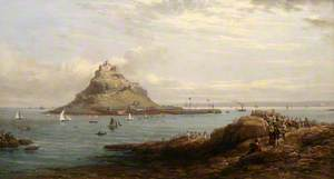Regatta, St Michael's Mount