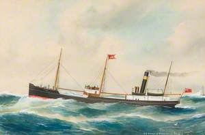 SS 'Pivoc of Penzance'