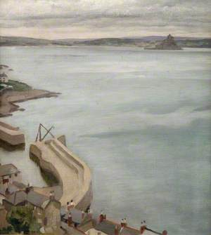 A View of Mousehole