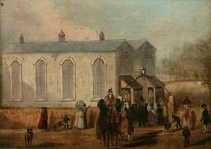 Alverton Temporary Church