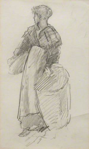 Study of a Fisher Woman