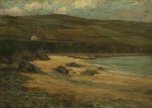 Cornish Coastal Scene