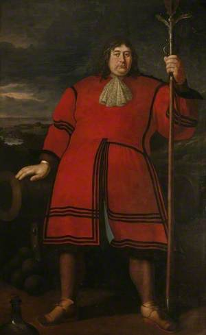Anthony Payne (c.1612–1691), the Cornish Giant