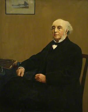 Charles F. Barham, MD (1804–1884)
