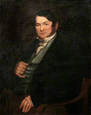 James Polkinghorne (1788–1854), Wrestler