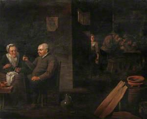 Interior of a Dutch Alehouse