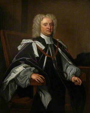 Sir Jonathan Trelawny (1650–1721)