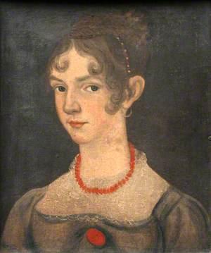 Johanna Roberts-Osborn, as a Child