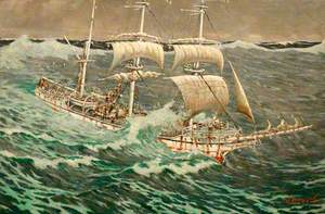 The White Barque