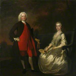 Two Members of the Borlase Family