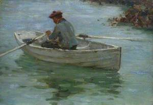 Boy in a Dinghy