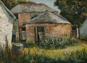 The Round Barn, Goonvrea Farm, St Agnes