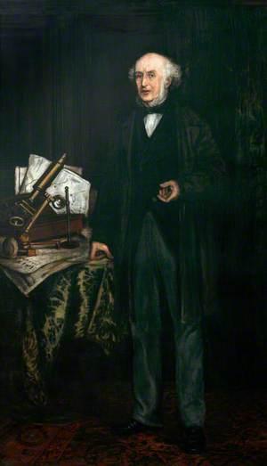 Charles Foster Barham, Mayor (1859)
