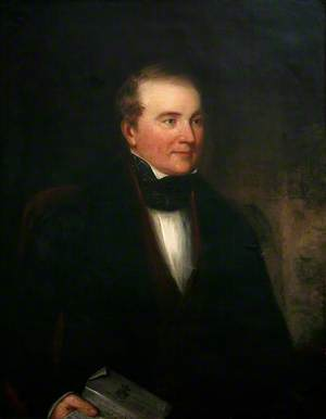 John Lucius Dampier, MA (1792–1853), Vice-Warden of the Stannaries Court
