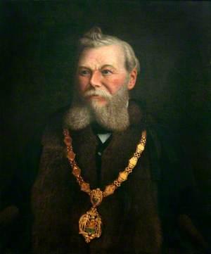 Alderman Dorrington, JP, Mayor (1884–1885 & 1897)