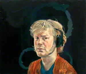 Self Portrait with Earmuffs