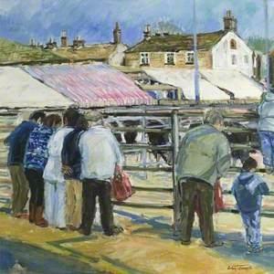 Bakewell Market, Derbyshire